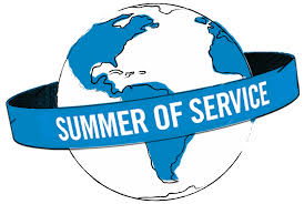 Summer of Service Logo