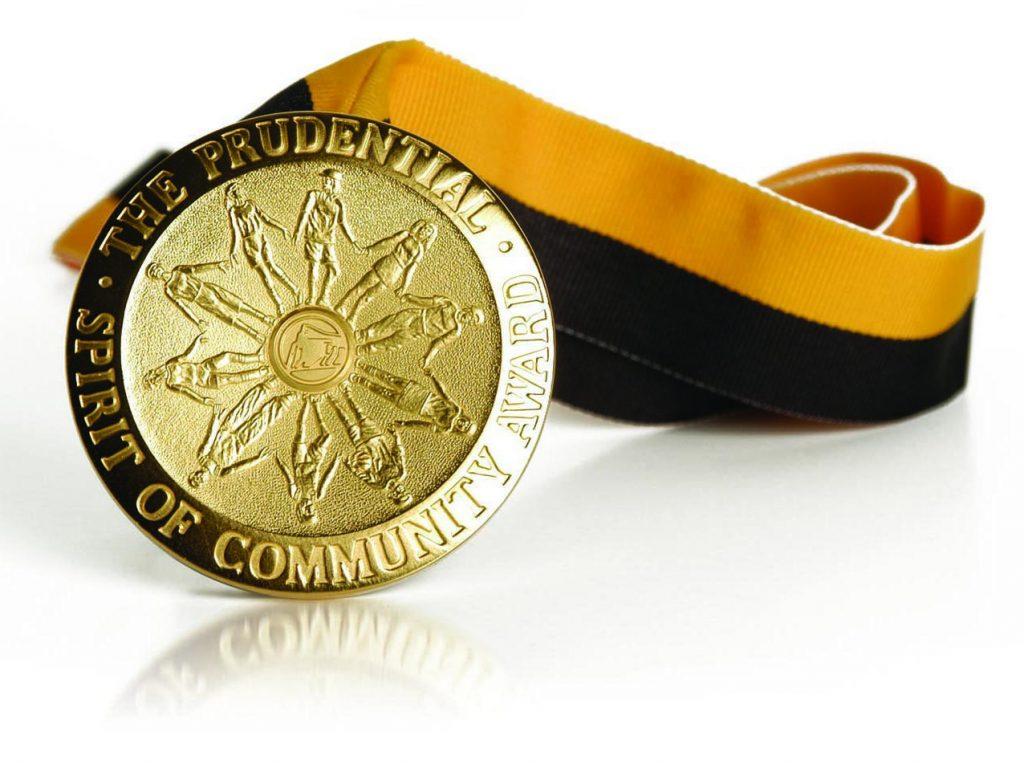 Prudential Spirit of Community Gold Award